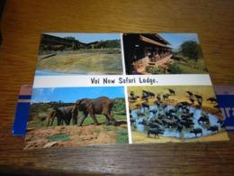 148687 VOI NEW SAFARI LODGE KENYA - Kenia