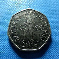 Great Britain 50 Pence 2016 - 50 Pence