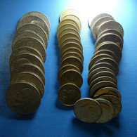 USA Lot Of Dollars And Half Dollars Total 35 Dollars - Kilowaar - Munten