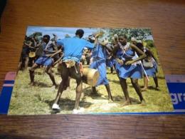 148696  WAKAMBA DANCERS - Kenia