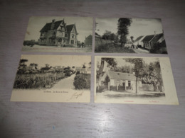 Beau Lot De 20 Cartes Postales De Belgique  La Côte La Panne   Mooi Lot Van 20 Postkaarten Van België   Kust  De Panne - Cartes Postales