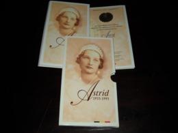ZILVER HERDENKINGSMEDAILLE Astrid 1995 SUPERBE - 1951-1993: Baudouin I