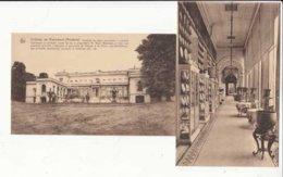 CPA-  Belgique Hainaut   Lot De 10 Cartes  Du Château De Mariemont  - Achat Immédiat  (cd 003) - Non Classés