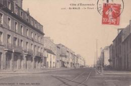 CPA : Saint Malo (35)  Le Talard     Ed GP 4976   Rare Voyagée 1919 - Saint Malo
