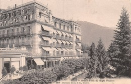 Glion, Grand Hôtel Du Rigi Vaudois - VD Vaud