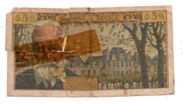 FRANCE . 5 FRANCS . VICTOR HUGO - Réf. N°22904 - - 5 NF 1959-1965 ''Victor Hugo''
