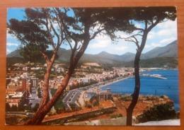 GAETA Panorama CARTOLINA  Viaggiata 1983 - Italia