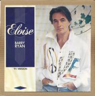 "7"" Single, Barry Ryan - Eloise (91 Version) - Disco, Pop"