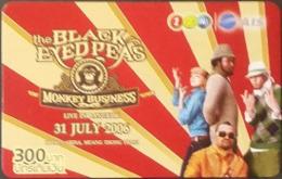 Mobilecard Thailand - 12Call/AIS - Musik - The Black Eyed Peas (1) - Musique