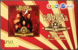 Mobilecard Thailand - 12Call/AIS - Musik - The Black Eyed Peas (2) - Musik