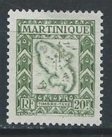 Martinique YT Taxe 36 XX / MNH - Martinique (1886-1947)