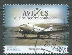 Portugal 2014 Douglas C-47 Oblitéré ° - 1910-... République