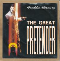 "7"" Single, Freddy Mercury - The Great Pretender - Disco, Pop"