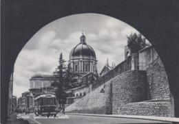 BRESCIA - Galleria Del Castello. Filobus No Bus Tram Pullman Treno - Fg, Viaggiata - Brescia