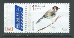 Pays-Bas 2019 Europa Les Oiseaux Oblitéré ° - 2019
