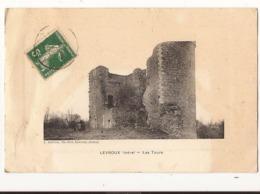 Indre Levroux Les Tours - Autres Communes