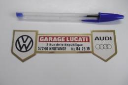 Autocollant Stickers Automobile Garage LUCATI à KNUTANGE - Stickers