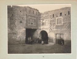 TOZEUR Tunisie Septembre 1923 Photo Amateur Format Environ 5,5 X 3,5 - Lieux