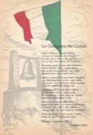 CARTOLINA NON VIAGGIATA LA CAMPANA DEI CADUTI GORIZIA-OSSARIO DI OSLAVIA (IX1405 - Monumenti Ai Caduti