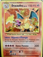 CARTE POKEMON _ DRACAUFEU Niv 76 _ 150 PV _ 2016 - Pokemon