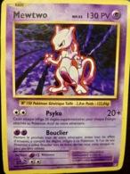 CARTE POKEMON _ MEWTWO Niv 53 _ 130 PV _ 20016 - Pokemon