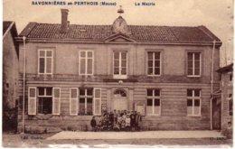 SAVONNIERES En PERTHOIS   - La Mairie - France