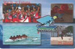 PHONE CARD WALLIS ET FUTUNA (E50.1.2 - Wallis And Futuna