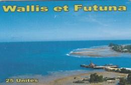 PHONE CARD WALLIS ET FUTUNA (E50.1.1 - Wallis Und Futuna
