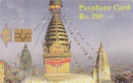 PHONE CARD NEPAL (E50.1.8 - Nepal