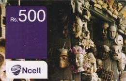 PHONE CARD NEPAL (E50.2.1 - Nepal