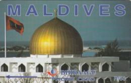 PHONE CARD MALDIVE (E50.4.5 - Maldivas
