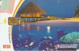 PHONE CARD MALDIVE (E50.4.7 - Maldiven