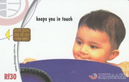 PHONE CARD MALDIVE (E50.4.8 - Maldiven