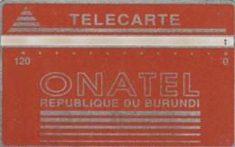PHONE CARD BURUNDI (E50.7.6 - Burundi