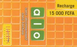 PREPAID PHONE CARD GABON (E50.7.8 - Gabun