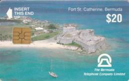 PHONE CARD BERMUDA (E50.8.5 - Bermude