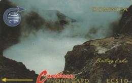 PHONE CARD DOMINICA (E50.9.3 - Dominica