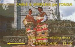 PHONE CARD TONGA (E50.9.7 - Tonga