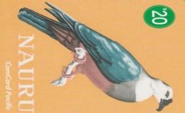 PHONE CARD NAURU (E50.10.1 - Nauru