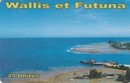 PHONE CARD WALLIS ET FUTUNA (E50.10.2 - Wallis Und Futuna