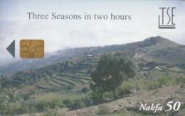 PHONE CARD ERITREA (E50.11.4 - Eritrea