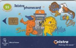 PHONE CARD AUSTRALIA (E50.14.1 - Australia