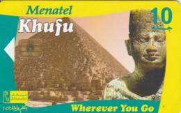 PHONE CARD EGITTO (E50.19.5 - Aegypten