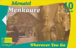 PHONE CARD EGITTO (E50.19.8 - Egitto