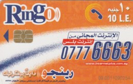 PHONE CARD EGITTO (E50.20.8 - Egitto