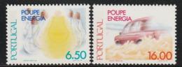 PORTUGAL - N°1486/7 ** (1980) Economisez L'énergie - 1910-... Republic