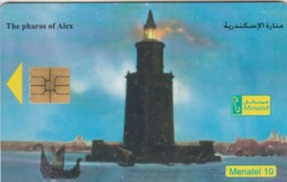 PHONE CARD EGITTO (E50.22.1 - Egitto