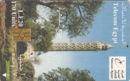 PHONE CARD EGITTO (E50.22.5 - Aegypten