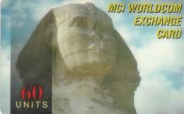 PREPAID PHONE CARD EGITTO (E50.24.4 - Egitto