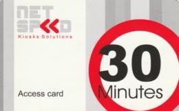 PREPAID PHONE CARD EGITTO (E50.24.6 - Aegypten
